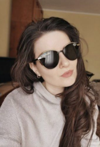 Customize Your Name with HLD Women's Polarized Glasses photo review