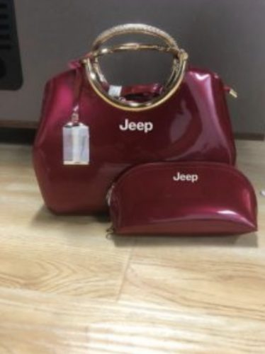 JP Luxury Handbag With Free Matching Wallet photo review