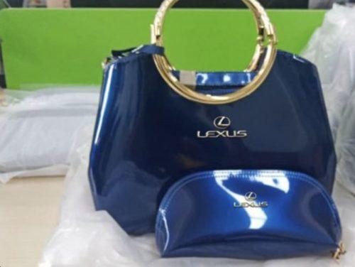 LX Fashionable Deluxe Women Handbag photo review