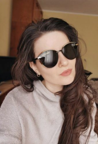 Customize Your Name with JP Women's Polarized Glasses photo review